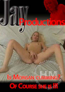 Is Morgan Cumming? Of Course She Is!!! Box Cover