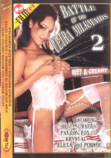 Battle Of The Ultra Milkmaids 2 - Wet & Creamy Box Cover