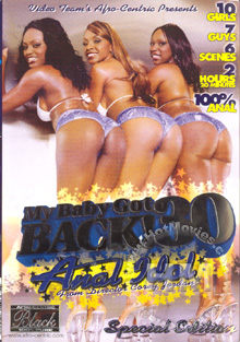My Baby Got Back! 30 - Anal Idol Box Cover