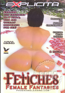 Fetiches: Female Fantasies Box Cover