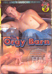 The Orgy Barn Box Cover