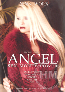 Angel: Sex Money Power Box Cover