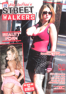 Street Walkers Box Cover