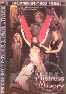 The Mistress Of Misery Box Cover