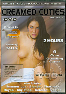 Creamed Cuties Volume IV Box Cover