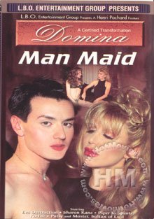Domina : Man Maid Box Cover