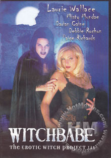 Witchbabe - The Erotic Witch Project III