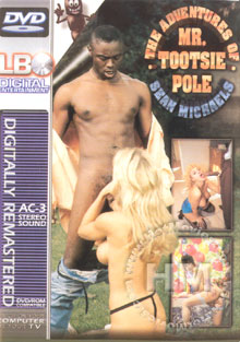 The Adventures of Mr. Tootsie Pole Box Cover