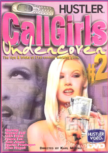 Call Girls Undercover #2 Box Cover