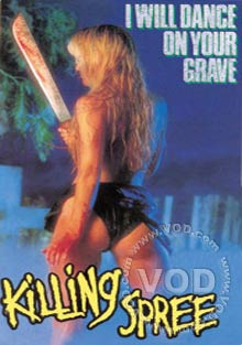 I Will Dance On Your Grave: Killing Spree Box Cover