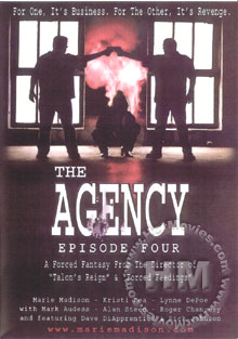 The Agency - Episode Four Box Cover