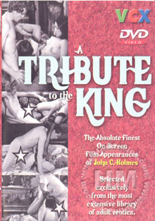 A Tribute To The King Box Cover