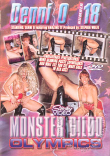 Denni O Number 18 - Monster Dildo Olympics Box Cover