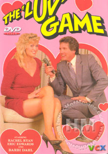 The Luv Game Box Cover