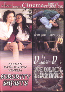 Sorority Sadists Box Cover