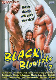 Black Blowjobs #7
