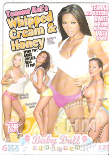 Teanna Kai's Whipped Cream & Honey Box Cover