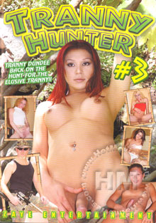 Tranny Hunter #3 Box Cover