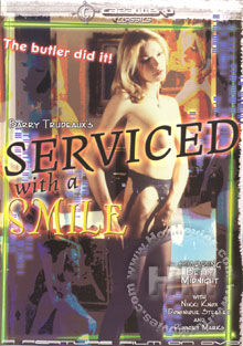 Serviced With A Smile Box Cover