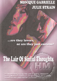The Lair Of Sinful Thoughts Box Cover