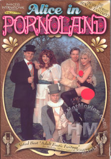 Alice In Pornoland Box Cover
