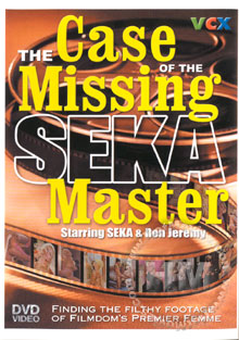 The Case Of The Missing Seka Master