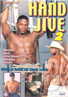 Hand Jive 2 Box Cover