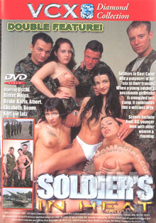 Soldiers In Heat Box Cover
