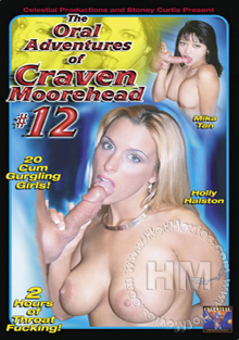 The Oral Adventures of Craven Moorehead #12 Box Cover