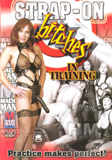 Strap-On Bitches In Training Box Cover
