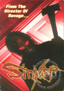 Sinyster Box Cover