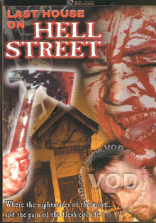 Last House On Hell Street Box Cover