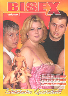 BiSex Volume 2 Box Cover