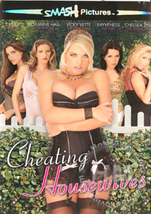 Cheating Housewives Box Cover