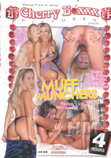 Muff Munchers Box Cover