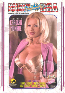 Busty Babeville USA Box Cover