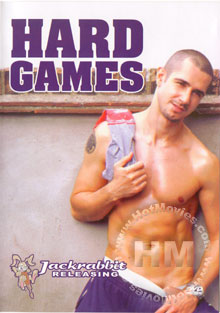 Hard Games Box Cover