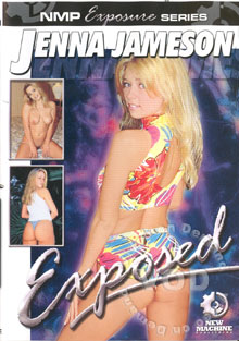 Jenna Jameson Exposed Box Cover