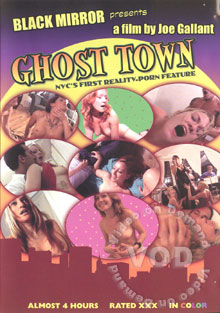 Ghost Town Box Cover
