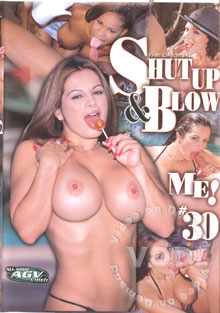 Shut Up And Blow Me! #30 Box Cover