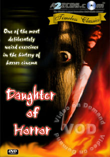 Daughter Of Horror Box Cover