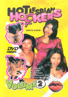 Hot Lesbian Hookers Volume 2 Box Cover