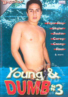 Young & Dumb #3 Box Cover