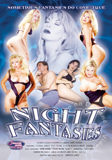 Night Fantasies Box Cover
