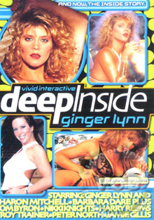 Deep Inside Ginger Lynn Box Cover