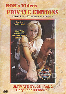 Ultimate Nylon Vol. 2 - Cory Lane's Farewell Box Cover