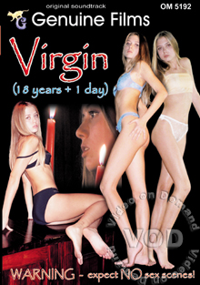 Virgin (18 years + 1 day) Box Cover