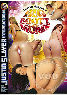 Big Booty Moms Box Cover