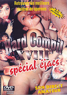 Hard Compil XVII Special Ejacs Box Cover