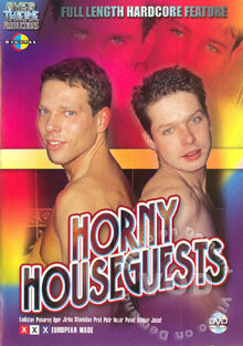 Horny Houseguests Box Cover